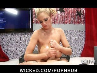 Wicked Live- Gracie Glam & Katie Kox Next Show 11-28-2012 4pm Est