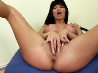 Big-tit Milf Plays W/ Her Favourite Toy