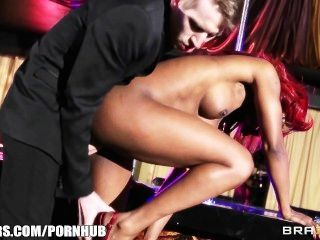 pictures stage Stripper Hard on fucked porn