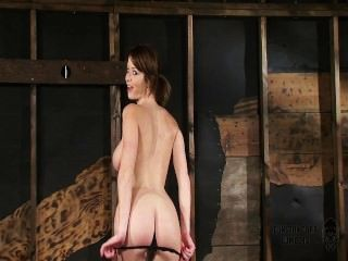 Emily Addison Wonderful Body Tied and Fucked by Fucking Machine - Orgasms