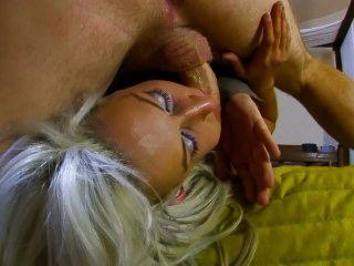 Hot Latina Blonde