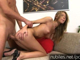Skinny Petite Teen Gets Her Asshole Licked Hd