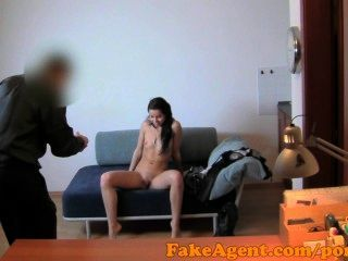 Fakeagent Hd Model Teen Needs Job