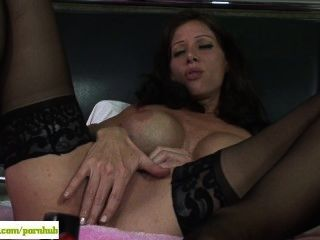 Cougar Angel Little Rides Sybian