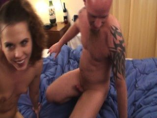 Misty Haze Busts My Anal Cherry Amber Chase Trailer