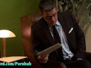 Misbehaving Masturbating Slut Gets Punished