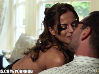 Brazzers - Black Angelika - Touching The Tutor