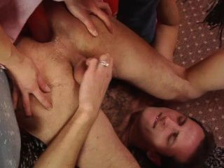 Dominant Girl Fucks Her Man