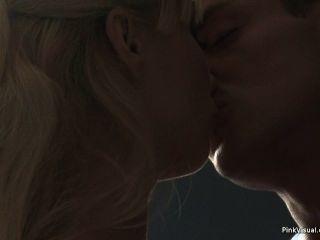 Sexy Blonde Makes Love To Her Boyfriend