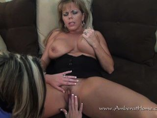 Theripest Amber Has Her Way Eith Her Patient