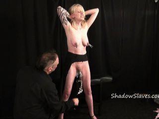 suspension story Torture bondage