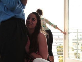 Ashley Attacks Sabrina - Netvideogirls