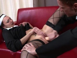 Female slow butt fucking
