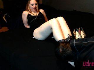 Foot Fetish Bunny Bondage