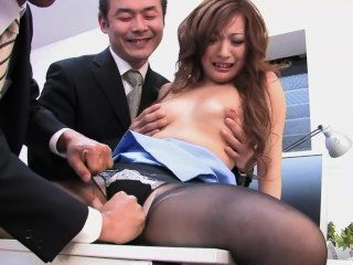 Shinnyuu Shain No Oshigoto Vol 9 - Scene 1