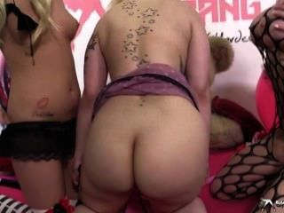 The Mandy Charlie Girls In Hot Action!