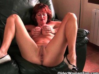 Something is. Sexy soccer mom tabitha naked very