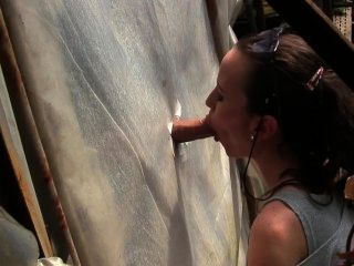 Gloryhole By Bj Queen Sylvia Chrystall. Greenhouse Effect Hd.
