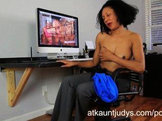 Carmen Masturbates With A Vibrator