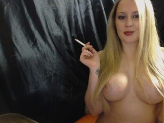 Chaturbate Jamrockin- Smoking Topless