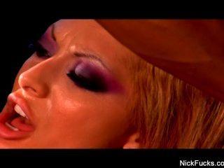 Nick Manning Fucks A Hot Blonde