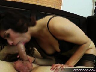 Airerose Hot And Spicy Latina Gets Blasted