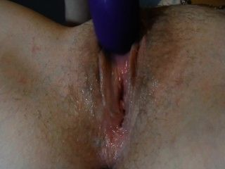 First Solo Masturbation - Delirious Pleasures Herself