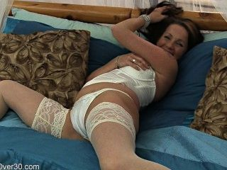 Milf Teases And Shoots Her Load?