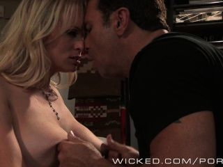 Wicked - Hot Milf Stormy Daniels Loves Cock