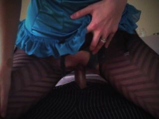 Wife Riding Handjob Creampie