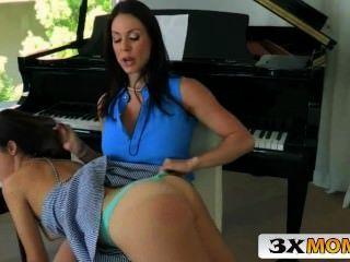 Big Tit Mom Punishes Daughter By Fucking Her Boyfriend - 3xmom.com