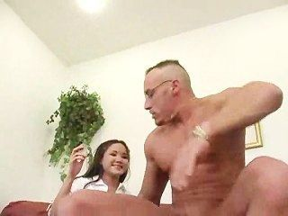 Filthy Teen Fucked By Master Cock