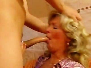 gagging granny porn