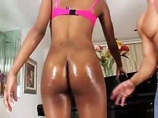Black Pussy Creampied 2 Times