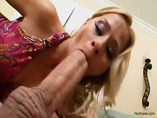 Milf Gets Whitezilla