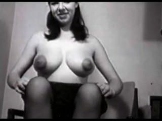 Puffy nippled webcam babe teasing cock tmb