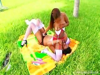 Sexy Girl On Girl