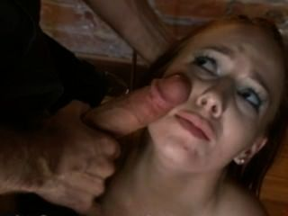Ashli Manhandled And Ass Fucked In Hard Bondage