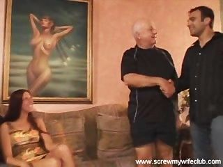 Husband Watched Wife Drunk Cum