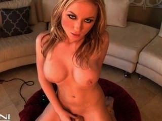 Madison Scott Scream Orgasm On The Sybian