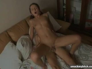 Cute Teen Likes Big Dick
