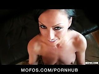 Young Hot Ass Busty Brunette Teen Fucks Big Dick In Hot Wet Pussy