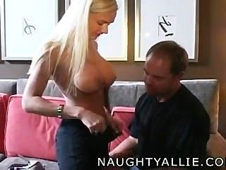 Naughty Allie Cumshot Compilation