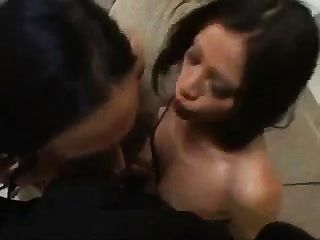 Big Black Cock Threesome