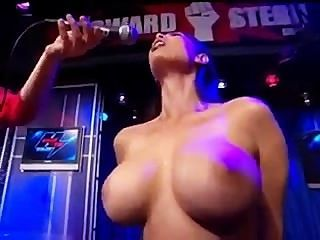 Sexy Tera Patrick Rides The Sybian-hot!