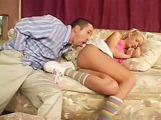 Hillary Scott - Sleeping Babysitter