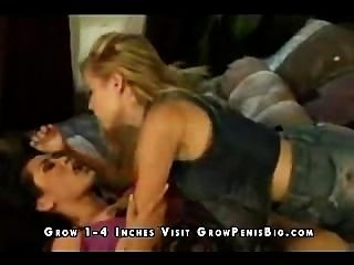 Beautiful Lesbians Torrid Kissing Licking