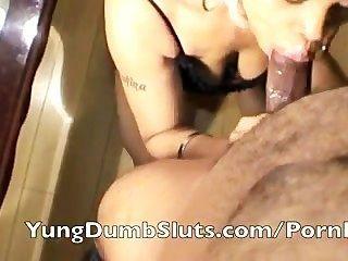 Don Whoe Lets Step-cousin Fuck Yung Dumb Slut