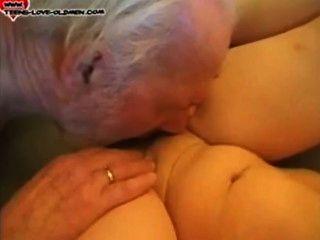 Teen + Grandpa 01 From Matureside