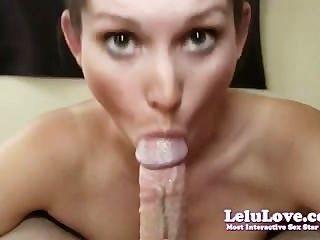 Lelu Love-pov Riding Missionary Creampie